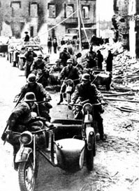 German invasion of the USSR: Operation Barbarossa, 1941 (SCRSS Photo Library)