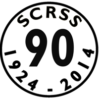 SCRSS 90th anniversary logo - copyright SCRSS